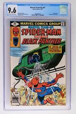 Marvel Team-Up #87 - Marvel 1979 CGC 9.6 Black Panther. 1st Appearance of Hellra
