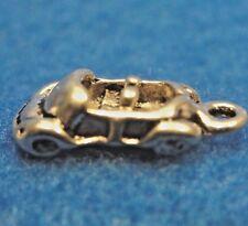 50Pcs. WHOLESALE Tibetan Silver VW Convertible CAR Charms Pendants Drops Q0150