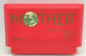 Genuine Mother Video Game for Nintendo Famicom JAPANESE TESTED