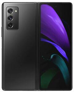 Samsung Galaxy Z Fold2 5G SM-F916N 256GB [Factory Unlocked] (Mystic Black)