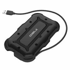 Ineo 2.5 inch Hard Disk Enclosure, Rugged Waterproof & Shockproof