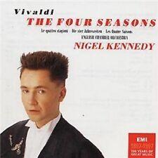 Vivaldi The Four Seasons CD Nigel Kennedy English Chamber Orchestra 1989