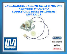 INGRANAGGIO TACHIMETRICA X MOTORE KENWOOD PROSPERO KW713105 DE LONGHI ORIGINALE