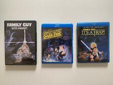 Family Guy Star Wars Trilogy (Blue Harvest, Darkside, It's a Trap) (DVD/Blu-Ray)