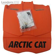Arctic Cat New OEM Orange Snow Flap Kit 2012 F, XF, Turbo, 800, 1100 5639-841