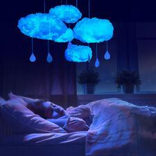 Pendant Cloud Lamp Bedroom Lamp Warm Lamp Cotton Lamp Ceiling Hanging Light