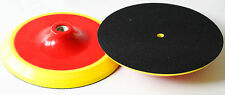 7 Inch Plastic Foam Backer Pad 5/8-11 For Diamond Polishing Pads Stone Concrete