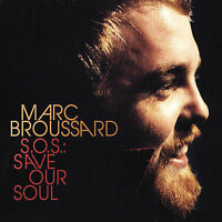 S.O.S.: Save Our Soul by Marc Broussard (CD, Jun-2007, Vanguard) Brand New