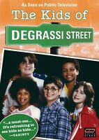 Degrassi: The Kids of Degrassi Street Series [3 Discs] (DVD New)
