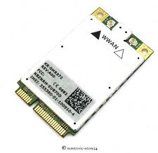DELL WWAN UMTS HSDPA 5520 Card Karte Latitude ATG 420 D620 D630 D830 E6500 E6400