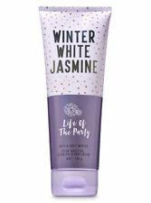 Bath and Body Works Winter White Jasmine Ultra Shea Body Cream 226g