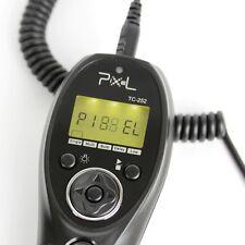 Pixel TC-252/DC0 Time-lapse Intervalometer for Nikon D800/D810/D700 +Free CD