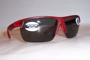 NEW NATIVE HIGHLINE SUNGLASSES RED FROST//BRONZE MIRROR $129 AUTHENTIC