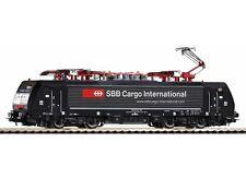 PIKO 57959 E-Lok BR 189 MRCE SBB Cargo traccia corrente continua h0 Nuovo DC