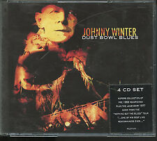 Dust bowl blues COFANETTO 4 CD Johnny Winter