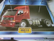 Super Trucks Frontlenler Schweden Volvo FL 10, 1995