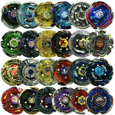 Spinning Toys Metal Children Tops Beyblade Kids Master Battle Gyro Fusion New