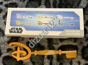 Disney Key Star Wars Series Mystery Key Ewok IN HAND