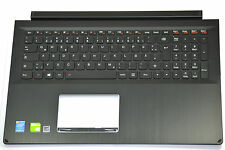 Lenovo Flex 2 15 Palmrest Tastatur komplett DEUTSCH GERMAN 5CB0G91219