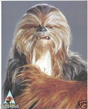 Official Pix 8x10 Photo John Coppinger Wookie Yarua Star Wars Celebration IV