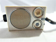 More details for vintage signal 601 mw lw band pocket transistor radio with clock made in ussr
