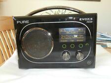 Pure Evoke Flow RDS, FM, DAB, WiFi Radio