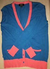 Ladies Prabal Gurung for Target Boyfriend Cardigan Sweater, Size M
