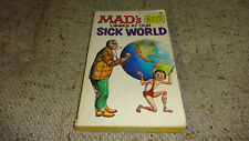 VINTAGE MAD COMIC BOOK DIGEST PAPERBACK SIGNET NOV 1971 1st printing  Y7014