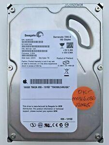 ➔ Hard drive: Apple Seagate 160Gb Barracuda 7200.9 SATA ST3160812AS *AU stock*