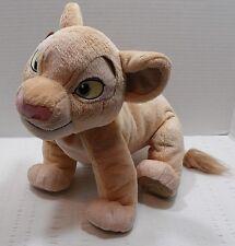 Disney Lion King Nala Baby Plush Stuffed Toy Simba's Girlfriend