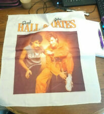 HALL AND OATES TEXTILE POSTER FLAG  RARE NEW ORIGINAL NIKRY FLAGS BANNER 1982
