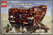 "LEGO® STAR WARS™ 10144 SANDCRAWLER ""NEU & ORIGINAL VERPACKT"" !!!!!!!!!!!"