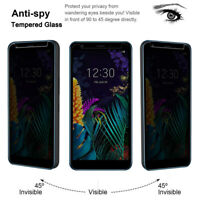 For LG Aristo 4+/Prime 2/Arena 2 Privacy Anti-Spy Tempered Screen Protector Film