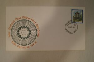 Day Cover - New Zealand - 1981 - Definitive Issue