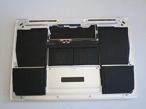 "Great 661-06790 Apple Bottom Case /w Battery SILVER MacBook Retina 12"" 2017"