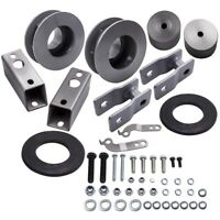 """Front 2.5"""" Leveling Kit Fit Ford Super Duty F250 F350 2017-2018 Lariat Crew Cab"""