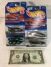 9969 Hot Wheels Shadow Jet II Collector 689