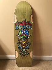 Bulldog Skates Gas Head 2 Skate Deck.Wes Humpston,Alva,Dogtown,etc