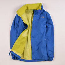 North Face Junge Kinder Jacke Jacket Gr.158 HyVent Windjacke Blau, 57401