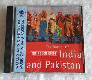 The Rough Guide To The Music Of India & Pakistan - CD  Compilation (1996)