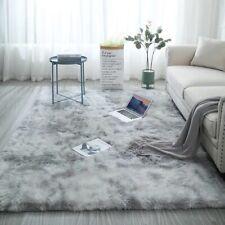 Soft Hairy Carpet Balcony Round Rectangular Carpet Faux Fur Carpet Bedroom Mat