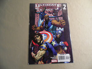 Ultimate Extinction #2 (Marvel 2006) Free Domestic Shipping