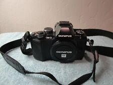 Olympus OM-D E-M10 16.1MP Micro 4/3 Mirrorless Camera - Black (Body) & FREE SHIP