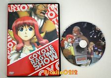 Coyote Ragtime Show Anime DVD Complete TV Episodes 1-12 English NEW in USA