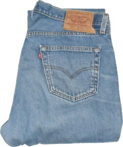Levi's ®  501  Jeans  W36 L32  Vintage  Stonewashed  Used Look  Old School
