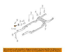 Lincoln FORD OEM 03-11 Town Car Frame-Upper Insulator Shim FOAZ5400145B