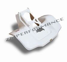 NEW SUZUKI LT250R PLASTIC WHITE REAR FENDER PLASTICS LT 250R
