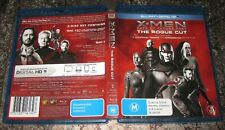 2-Disc set  Blu-ray movie X-Men Days of Future Past The Rogue Cut - extended cut
