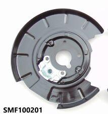 MG ZT & ROVER 75  REAR BRAKE BACK PLATE  SMF100201  PASSENGER SIDE  (LEFT)
