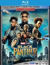 Black Panther (Blu-ray Disc, 2018)